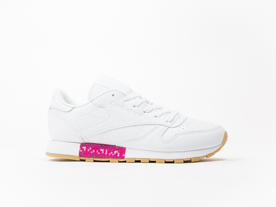 Reebok Classic Leather White Old Meet Wmns