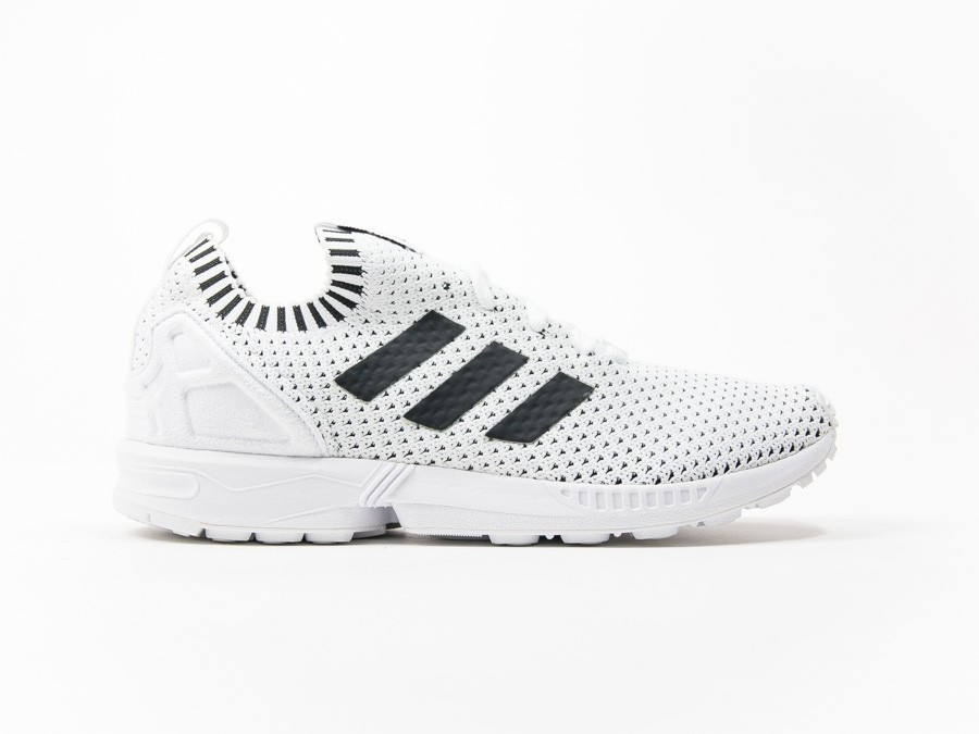 the best attitude a5941 747dc adidas ZX Flux PK White-BA7374-img-1 ...