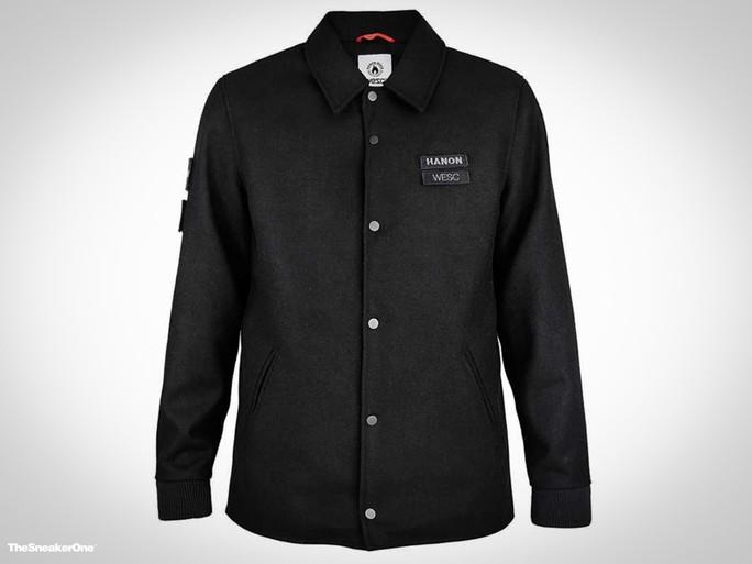 Wesc x Hanon Bieldside Coach Jacket-509146-img-1