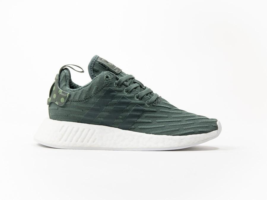 adidas NMD R2 Green Wmns-BA7261-img-1