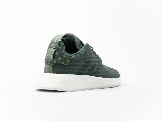 adidas NMD R2 Green Wmns-BA7261-img-4