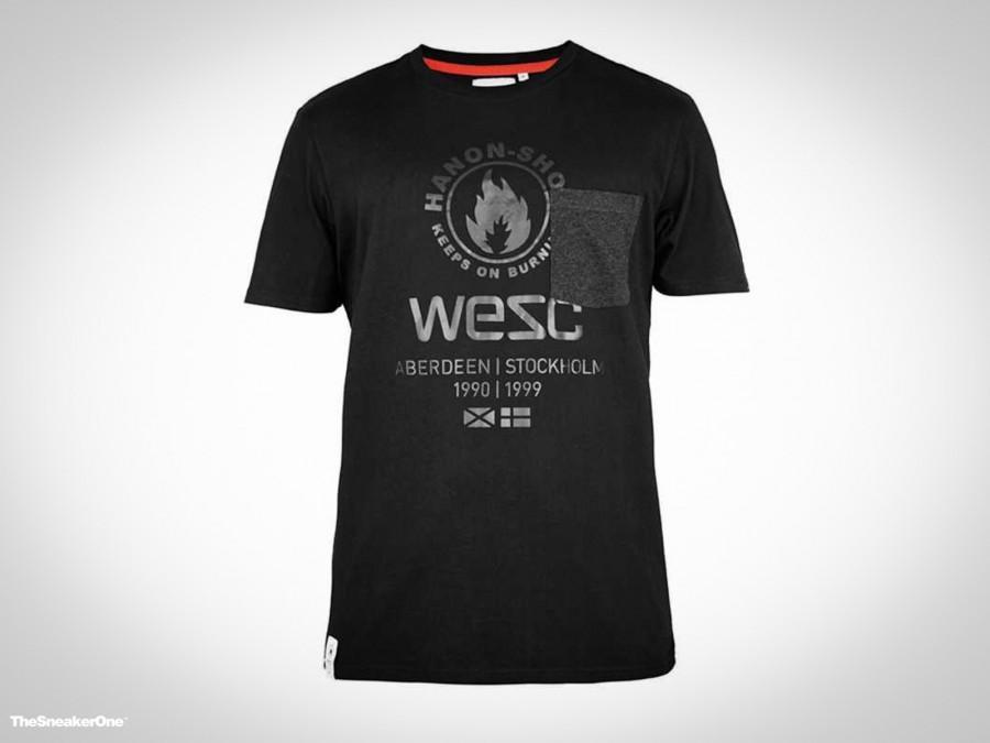 Wesc x Hanon Logie Tee-509163-img-1