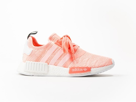 adidas NMD R1 Yellow Wmns-BY3034-img-1