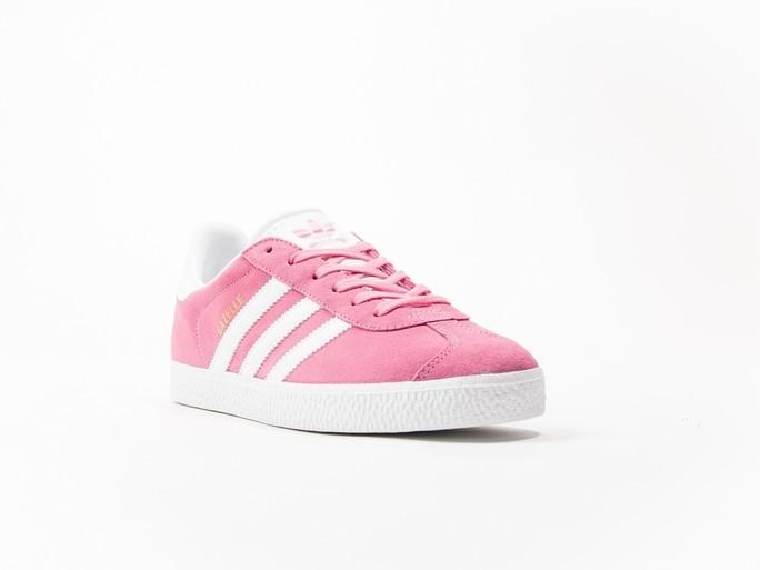adidas Gazelle J Pink Wmns-BY9145-img-2