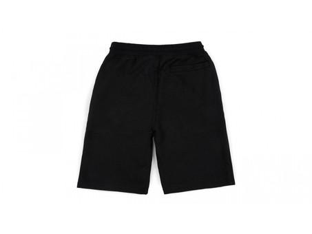 Pantalon Basic Sweatshort Black Fila X Staple-1702B3596/BL-img-3