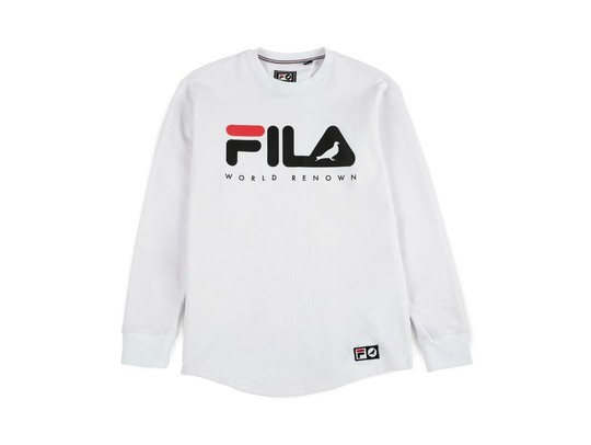 Jersey Loopback White  Fila X Staple-1702C3793/WH-img-1