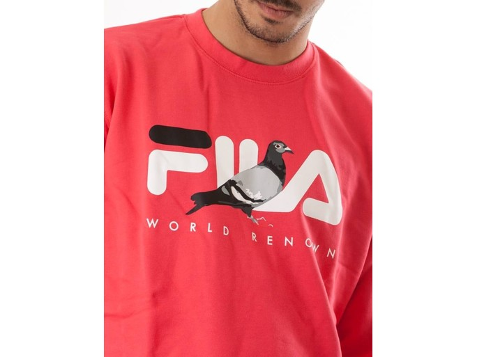 Jersey Loopback Red Fila X Staple-1702C3793/RD-img-2
