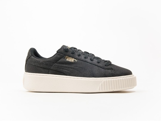 PUMA BASKET PLATFORM CV BLACK-GOLD-WHISP-365623-01-img-1