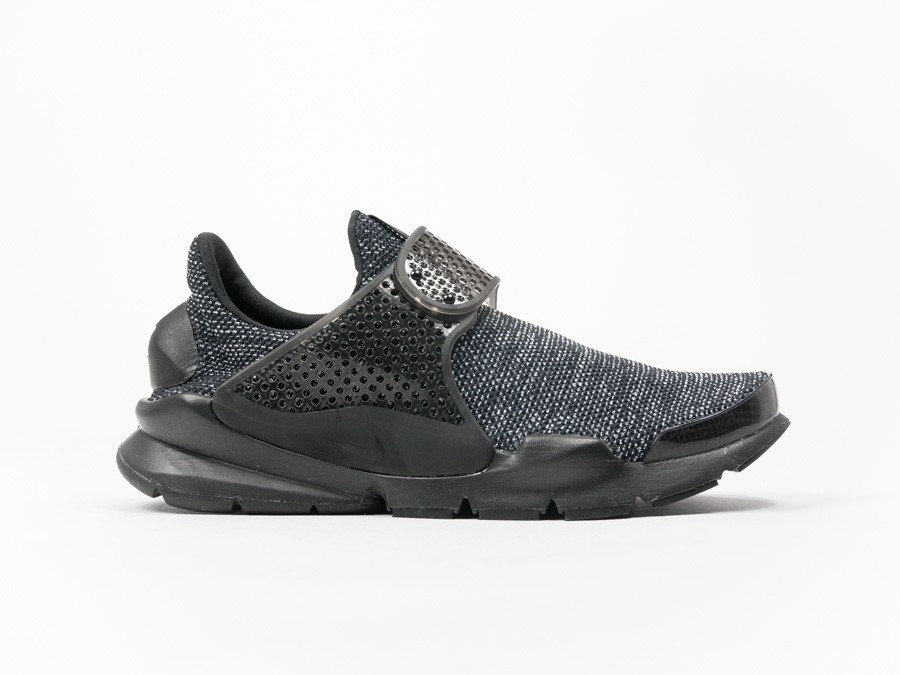 Nike Sock Dart Breathe Triple Black