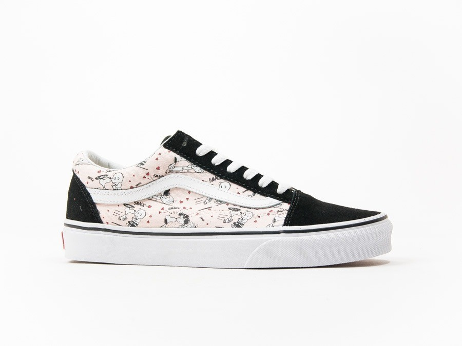 vans old skool snoopy