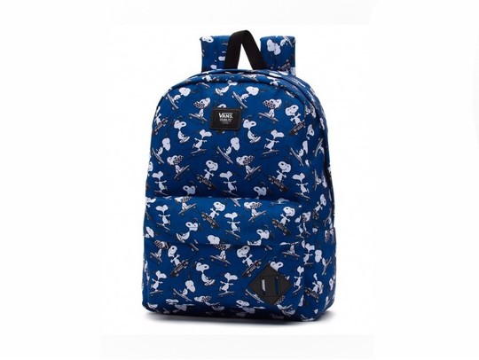 Mochila Vans Old Skool Ii Back True Navy-V00ONI5TU-img-1