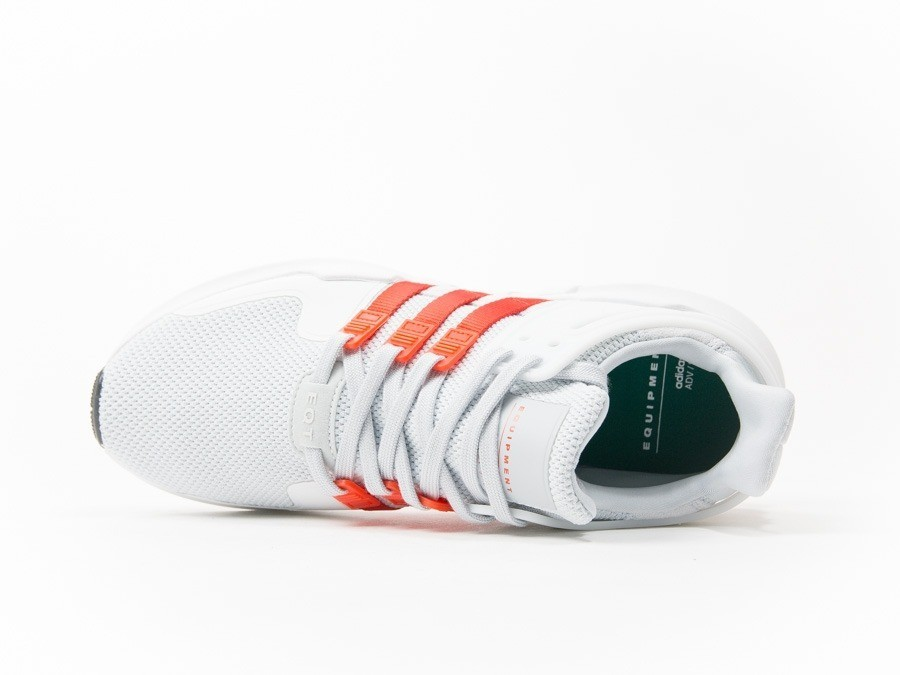 brand new da7b4 d5394 adidas EQT Support ADV Grey Red - BY9581 - TheSneakerOne