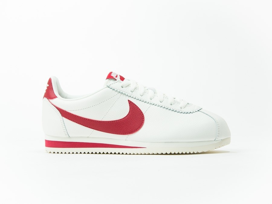 Nike Classic Cortez Leather White/Red-861535-103-img-1