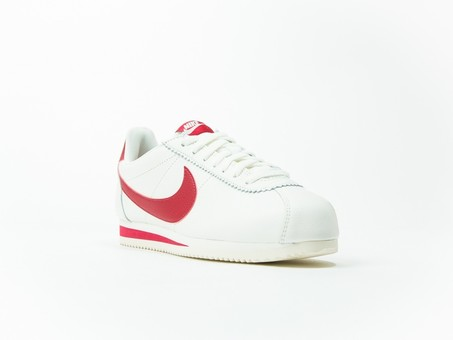 Nike Classic Cortez Leather White/Red-861535-103-img-2