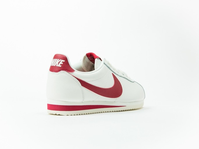 Nike Classic Cortez Leather White/Red-861535-103-img-3