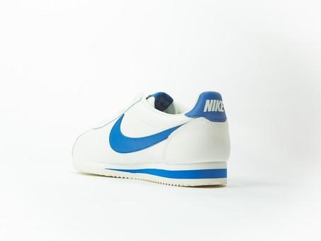 Nike Classic Cortez Leather White/Blue-861535-102-img-3