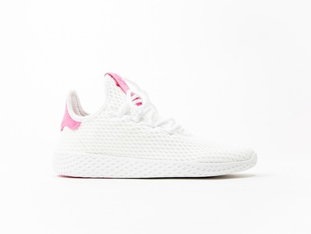 adidas Pharrell Williams Tennis Hu White Wmns-BY8714-img-1