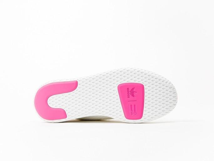 adidas Pharrell Williams Tennis Hu White Wmns-BY8714-img-6