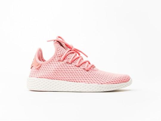 adidas Pharrell Williams Tennis Hu Pink Wmns-BY8715-img-1