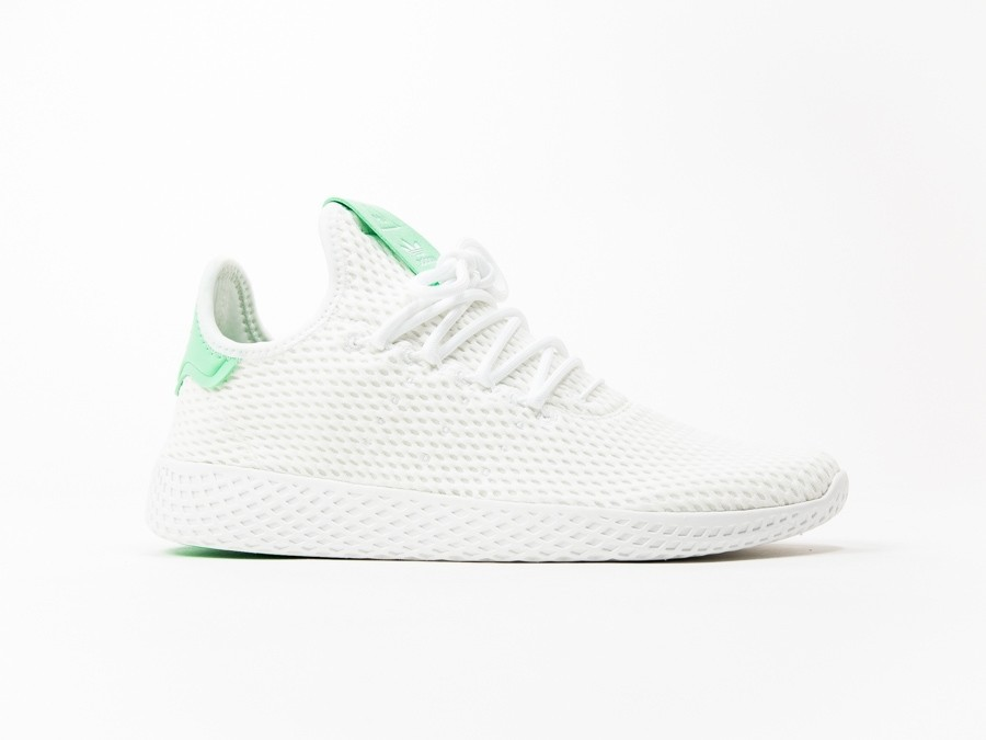 adidas Pharrell Williams Tennis Hu White-BY8717-img-1