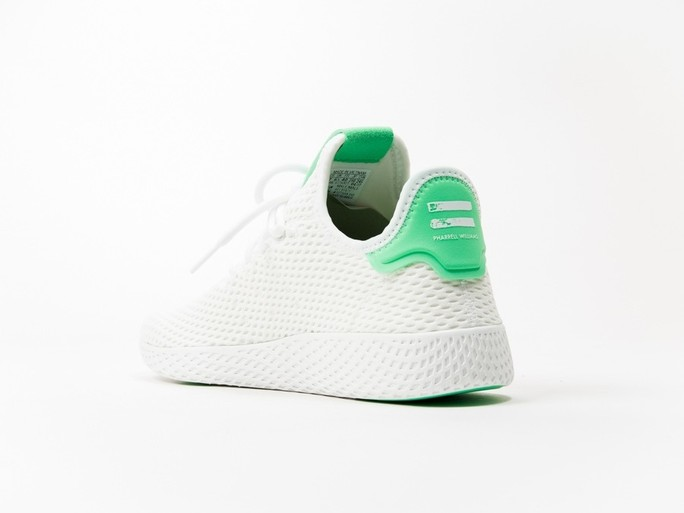 adidas Pharrell Williams Tennis Hu White-BY8717-img-3