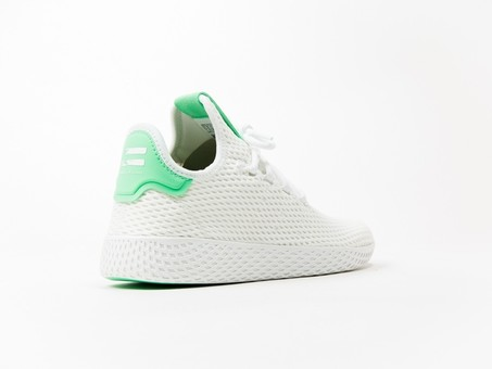 adidas Pharrell Williams Tennis Hu White-BY8717-img-4