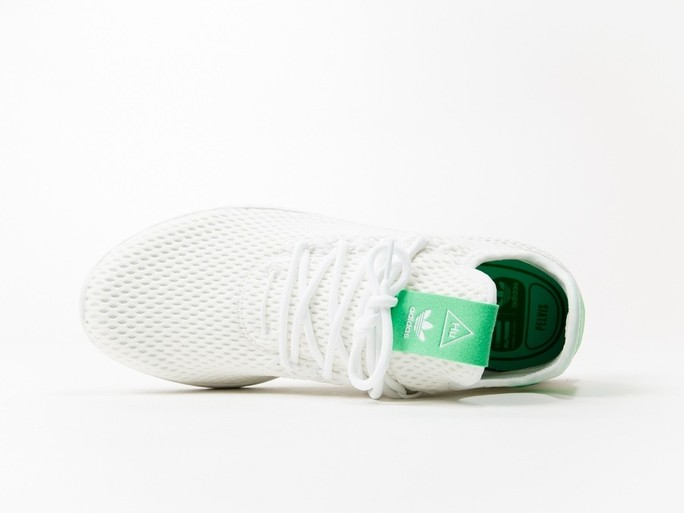 adidas Pharrell Williams Tennis Hu White-BY8717-img-5
