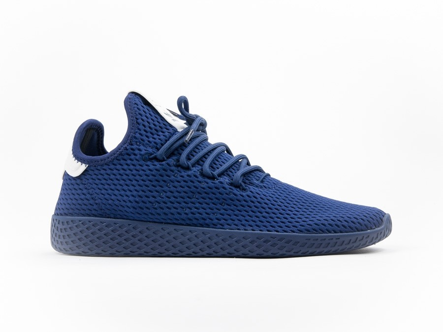Adidas Pharrell Williams Tennis Hu Blue-BY8719-img-1