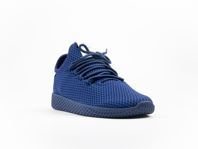 Adidas Pharrell Williams Tennis Hu Blue-BY8719-img-2