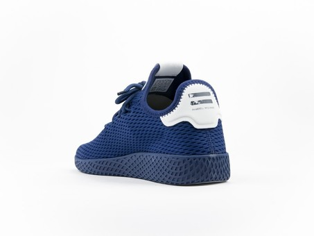 Adidas Pharrell Williams Tennis Hu Blue-BY8719-img-3