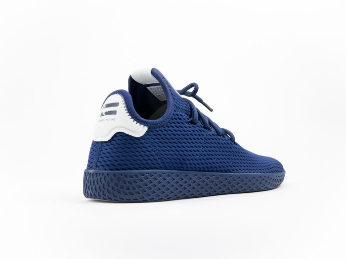 Adidas Pharrell Williams Tennis Hu Blue-BY8719-img-4