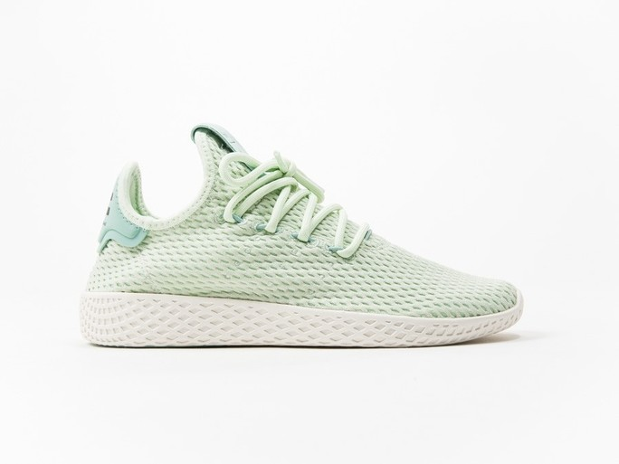 adidas Pharrell Williams Tennis Hu Green Wmns-CP9765-img-1