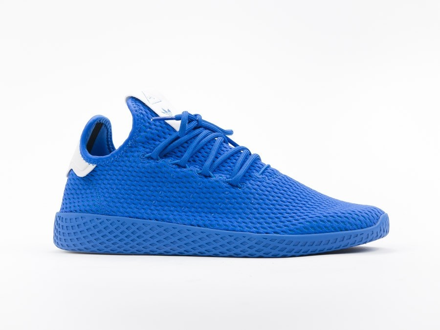 adidas Pharrell Williams Tennis Hu Blue-CP9766-img-1