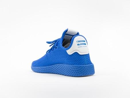 adidas Pharrell Williams Tennis Hu Blue-CP9766-img-3