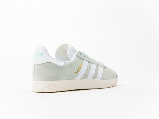 adidas Gazelle Green Wmns-BZ0023-img-4
