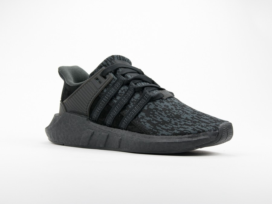 adidas EQT Support 9317 Triple Black BY9512 TheSneakerOne