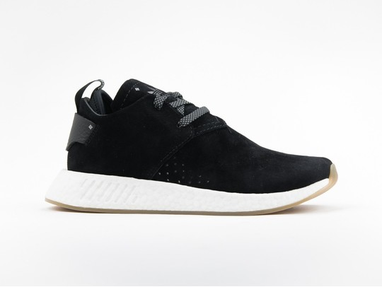 adidas NMD C2 Black Suede-BY3011-img-1