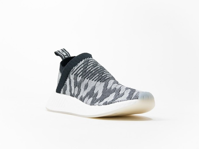 adidas NMD CS2 PrimeKnit Black White Wmns-BY9312-img-2