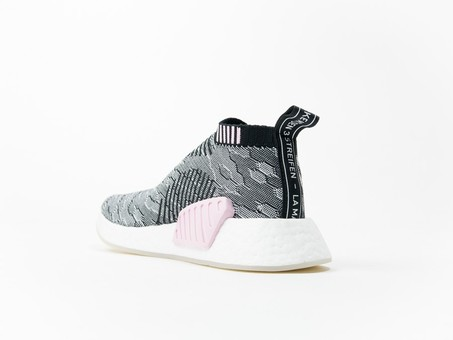 adidas NMD CS2 PrimeKnit Black White Wmns-BY9312-img-3