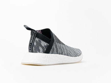 adidas NMD CS2 PrimeKnit Black White Wmns-BY9312-img-4