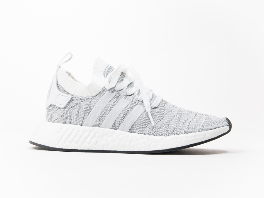 adidas NMD R2 PrimeKnit Grey White-BY9410-img-1