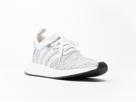adidas NMD R2 PrimeKnit Grey White-BY9410-img-2