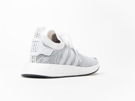 adidas NMD R2 PrimeKnit Grey White-BY9410-img-4