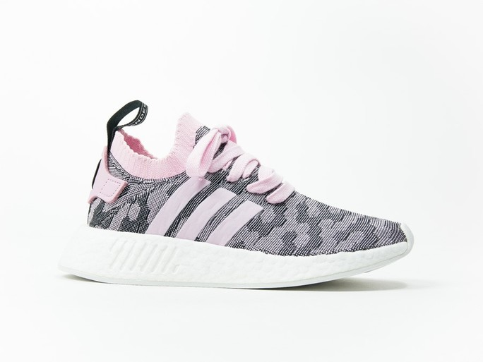 adidas NMD R2 PrimeKnit Pink Wmns-BY9521-img-1