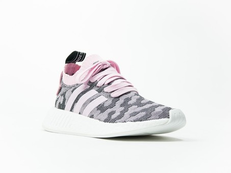 adidas NMD R2 PrimeKnit Pink Wmns-BY9521-img-2