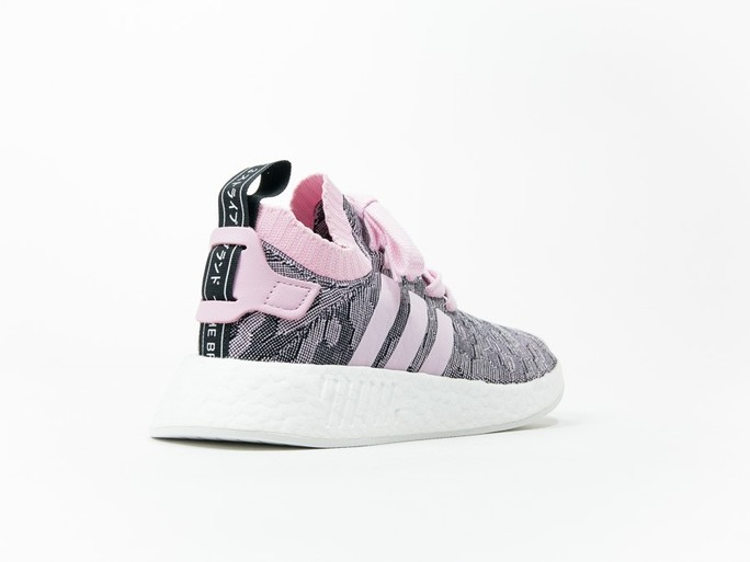 adidas NMD R2 PrimeKnit Pink Wmns-BY9521-img-4