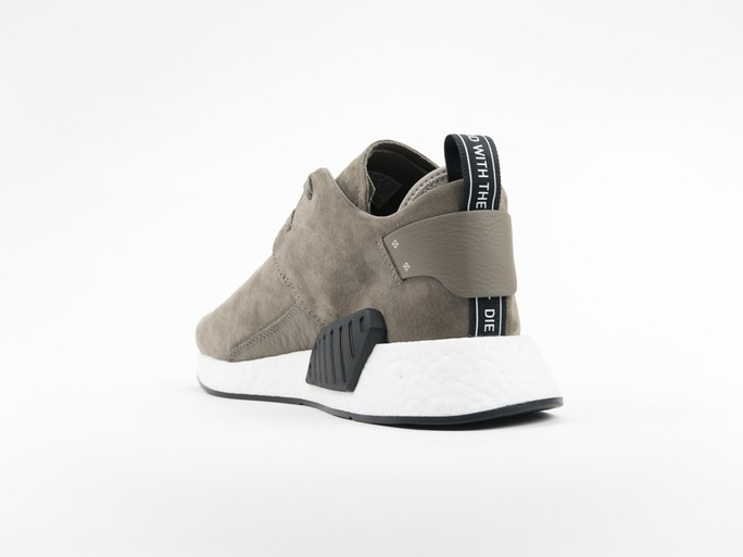 adidas NMD C2  Suede Marron-BY9913-img-4