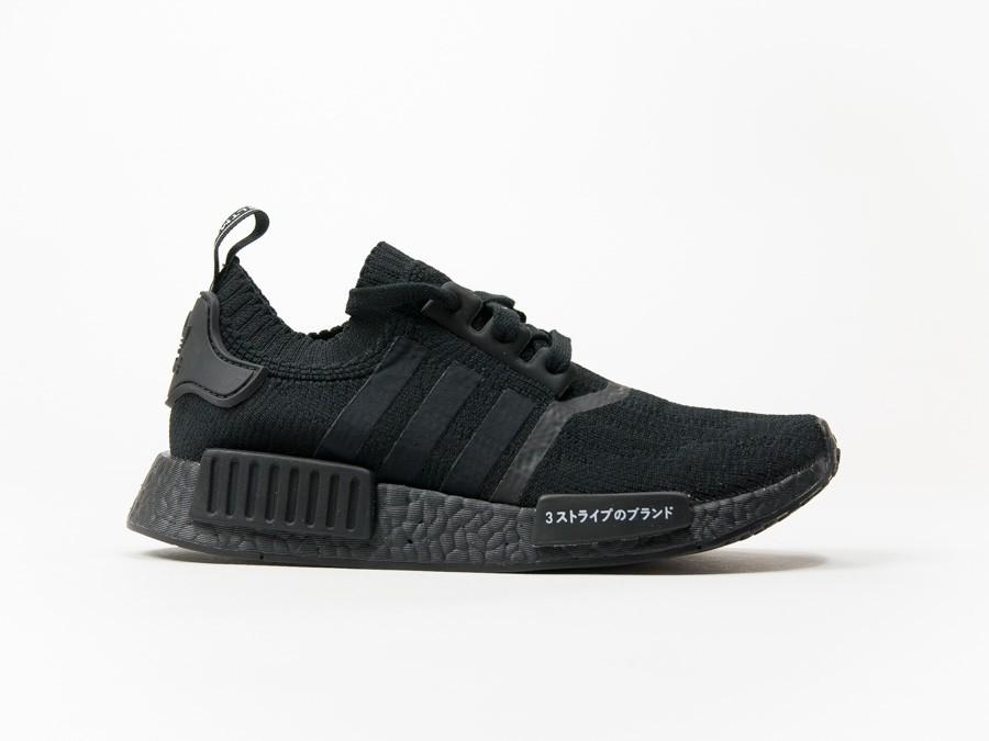 reinado es suficiente matar  adidas NMD R1 Black Boost - BZ0220 - TheSneakerOne
