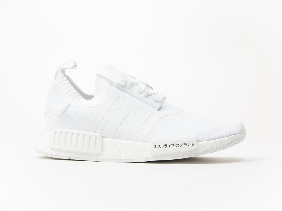 buy popular 9710d 8ec6f adidas NMD R1 Pk Triple White