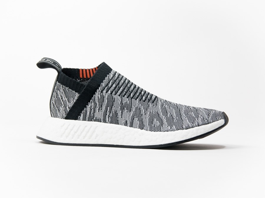 adidas NMD CS2 PrimeKnit Black White
